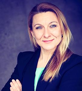 DG Gebäudereinigung Team - KRISTINA GRUBISIC - Office-Manager